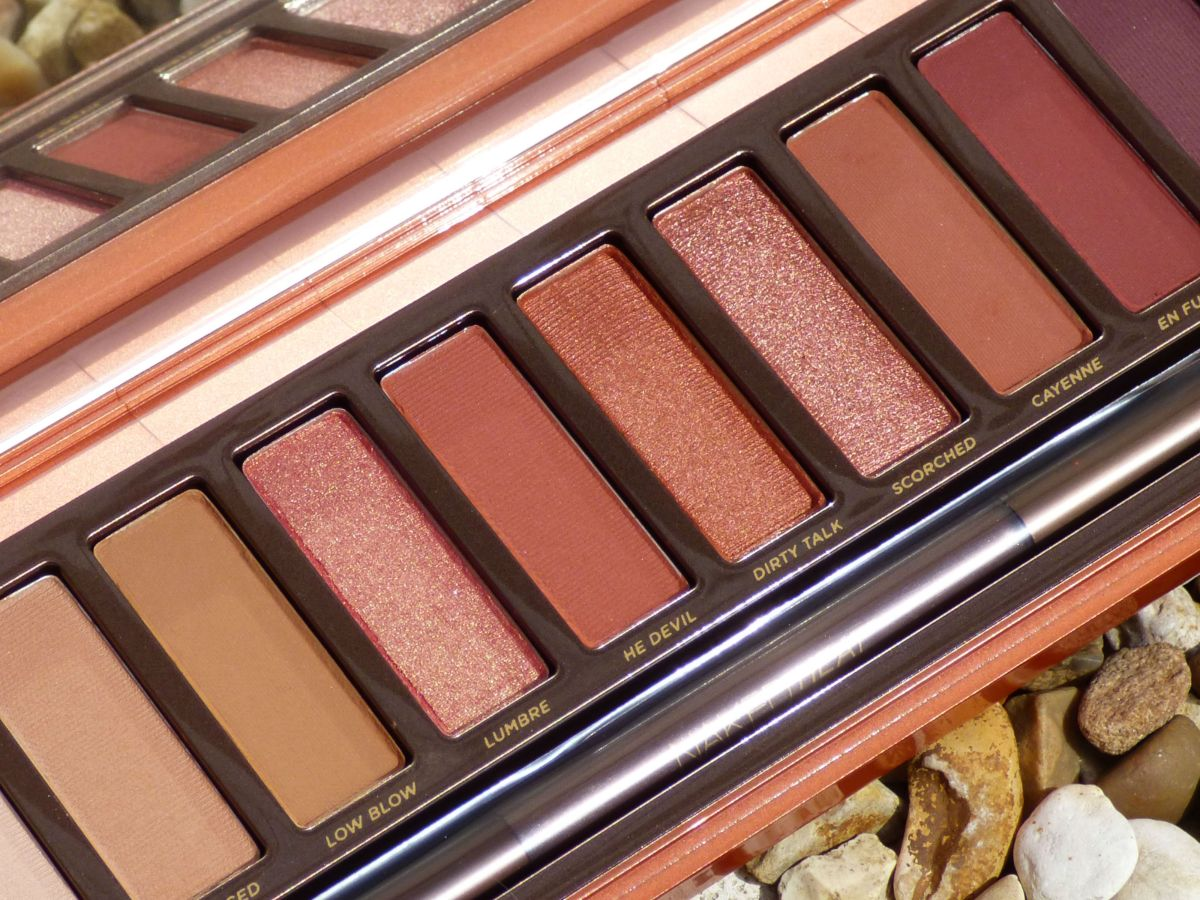 Turn up the Heat.. The NEW Urban Decay palette is here!