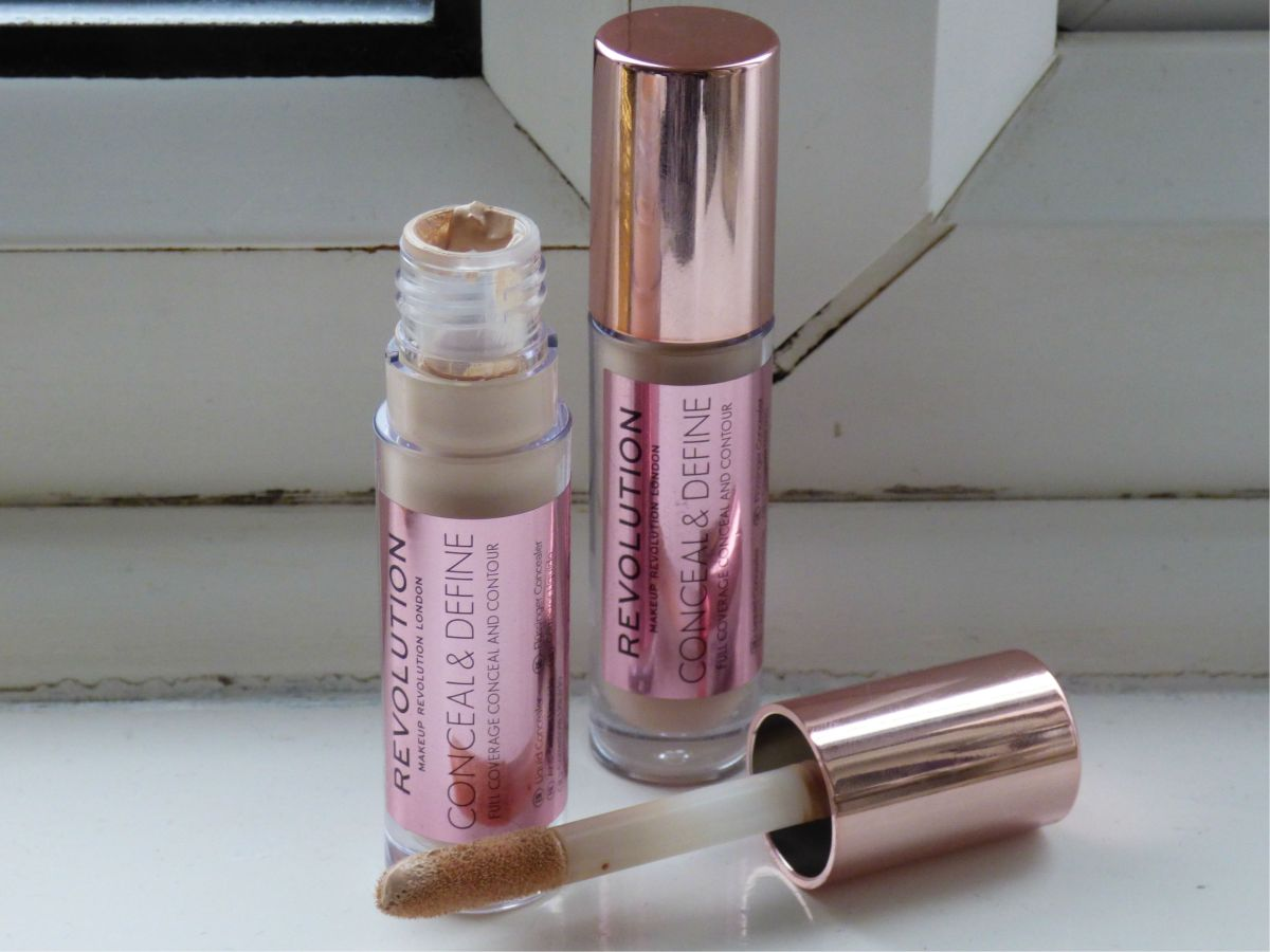 Worth the Hype? Makeup Revolution Conceal and Define
